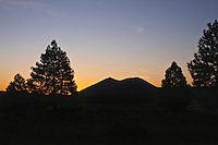 Sunset Crater, Sunset Crater Volcano National Monument, Flagstaff, Coconino County, Arizona, USA