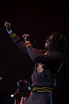 Migos Perform onstage during Power 105.1's Powerhouse 2014 at Barclays Center, Brooklyn, NY