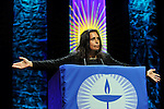 Winona LaDuke, Native American Activist, speaks at the 2010 Unitarian Universalist General Assembly in Minneapolis. This was the Ware Lecture.