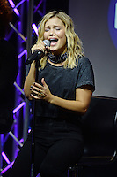 HOLLYWOOD, FL - NOVEMBER 13: Olivia Holt performs at radio station Hits 97.3 on November 13, 2016 in Hollywood, Florida. Credit: mpi04/MediaPunch