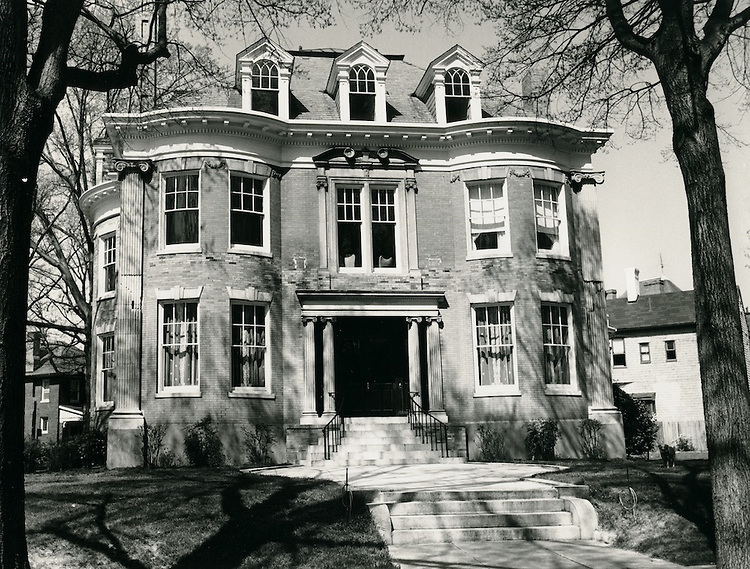 UNDATED 1973 ?..Conservation.Ghent (R-43)...Royster House.Colonial Avenue.Front Porch Removed...NEG# .NRHA#..