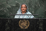Statement <br /> by Her Excellency Sheikh Hasina, Prime Minister of the People&rsquo;s Republic of Bangladesh