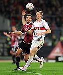 Fussball, Bundesliga 2010/2011: 1. FC Nuernberg - VFB Stuttgart