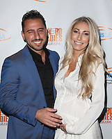 Beverly Hills, CA - NOVEMBER 18: Josh Altman, Heather Altman, At 14th Annual Lupus LA Hollywood Bag Ladies Luncheon At The Beverly Hilton Hotel, California on November 12, 2016. Credit: Faye Sadou/MediaPunch