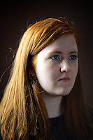 Megan Gurney, 18, medical student, from Dumfries.<br /> <br /> 'In my year at school there was hardly any of us. A lot of people I have made friends with at university are ginger but at home I am the only one among my friends&hellip; Everyone asks where it came from. I do look like my family, apart from the hair!'<br /> <br /> 'I maybe have a bit of a temper but am outgoing most of the time. People say it's a mutation. One of my best pals calls me a mutant but I say its not always a bad thing, survival of the fittest and all that!'<br /> <br /> 'Before I was born, my parents lived in Romania. We went back and these women were saying 'Why do they paint the child&rsquo;s hair?' They didn't realise dad spoke Romanian.'<br /> <br /> 'In Egypt men offered more camels for me than for my sister or mum because I was ginger&hellip; One guy joked 100 camels.'<br /> <br /> 'I know there is hug-a-ginger day, love-a-ginger day and kiss-a-ginger day.'<br /> <br /> 'I never understood being called carrot top. Carrots are green on top. Others joke that I have fire on my head and ask to keep them warm with my hair!'<br /> <br /> 'I heard of a place in Italy where they spit on gingers, my friend said she wants to take me there.'