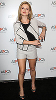 BEVERLY HILLS, CA, USA - MAY 06: Rose McIver at The American Society For The Prevention Of Cruelty To Animals Celebrity Cocktail Party on May 6, 2014 in Beverly Hills, California, United States. (Photo by Celebrity Monitor)