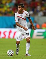 Bryan Ruiz of Costa Rica in action
