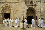 The Catholic Feast of the Immaculate Conception at the Church of Saint Anne