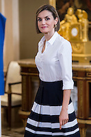 Spanish Royals Receptions2015