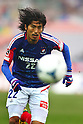 Yuji Nakazawa (F Marinos), .March 17, 2012 - Football / Soccer : .2012 J.LEAGUE Division 1, 2nd Sec .match between Yokohama F Marinos 0-2 Vegalta Sendai .at NISSAN Stadium, Kanagawa, Japan. .(Photo by Daiju Kitamura/AFLO SPORT) [1045]