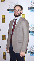 NEW YORK, NY-November 03: Clay Tweel Gleason at The Inaugural Critics Choice Documentary Awards at  BRIC | 647 Fulton St, Brooklyn, New York .November 03, 2016. Credit:RW/MediaPunch