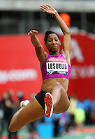 Eloyse Lesueur at the Samsung Diamond League. Paris,France Friday, July  16, 2010. photo by Errol Anderson.
