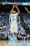 22 December 2012: North Carolina's Marcus Paige. The University of North Carolina Tar Heels played the McNeese State University Cowboys at the Dean E. Smith Center in Chapel Hill, North Carolina in an NCAA Division I Men's college basketball game. UNC won the game 97-63.