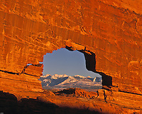 Jeep Arch, Behind-the-Rock Proposed Wilderness Colorado River, Utah