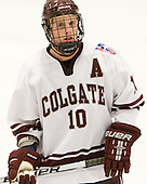 Kevin McNamara (Colgate - 10) - The host Colgate University Raiders defeated the Army Black Knights 3-1 in the first Cape Cod Classic on Saturday, October 9, 2010, at the Hyannis Youth and Community Center in Hyannis, MA.