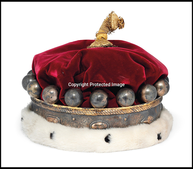 BNPS.co.uk (01202 558833)<br /> Pic: Christie's/BNPS<br /> <br /> ***Please use full byline***<br /> <br /> An Edward VIII silver-gilt Viscount's coronet.<br /> <br /> An interior designer to the stars is selling virtually the entire contents of her multi-million pounds London apartment that she is moving out of.<br /> <br /> Tessa Kennedy's client list for home makeovers has included Elizabeth Taylor, George Harrison and Pierce Brosnan as well as famous hotels like the Ritz and Claridges.<br /> <br /> During her jet-set career, she acquired opulent pieces of furniture, art work and ornaments from around the world that she filled her town and country residence with.<br /> <br /> Now aged 75, Miss Kennedy no longer requires her three-bed Knightsbridge flat and is auctioning off most of its contents in a unique sale at Christie's.