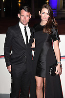 Mark and Peta Cavendish at The Sun Military Awards 2016 (The Millies) at The Guildhall, London. <br /> December 14, 2016<br /> Picture: Steve Vas/Featureflash/SilverHub 0208 004 5359/ 07711 972644 Editors@silverhubmedia.com