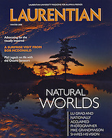 PRODUCT: Magazine<br /> TITLE: <br /> CLIENT: Laurentian Univeristy