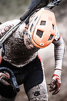 Picture by Russell Ellis/russellis.co.uk/SWpix.com - 30/01/2016 - Cycling - Cyclo-Cross - Japan's Hijiri Oda.