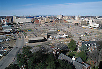 1997 January 06..Redevelopment..Macarthur Center.Downtown North (R-8)..LOOKING WEST...NEG#.NRHA#..