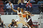 Mississippi State's Rodney Hood (4) vs. Ole Miss' Maurice Aniefiok (12) at the C.M. &quot;Tad&quot; Smith Coliseum in Oxford, Miss. on Wednesday, January 18, 2012. (AP Photo/Oxford Eagle, Bruce Newman).