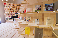 Venice, Italy - 15th Architecture Biennale 2016, &quot;Reporting from the Front&quot;.<br /> Arsenale.<br /> Slovenia. Grupo EPM.