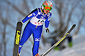 Atsuko Tanaka (JPN),.MARCH 4, 2012 - Ski Jumping : FIS Ski Jumping World Cup Ladies in Zao, Individual the 13th Competiiton HS100 at Jumping Hills Zao,Yamagata ,Japan. (Photo by Jun Tsukida/AFLO SPORT) [0003].