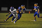 Oxford High's Glenn Gordon (11) returns the second half kickoff to the 1-yard line vs. Grenada in Oxford, Miss. on Friday, August 17, 2012. Oxford won 28-22.