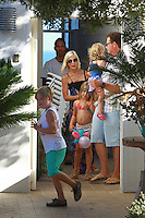 Tori Spelling at Seen at Party