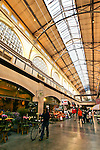 The Ferry Building Marketplace is located along the Embarcadero and the center of a transit hub that connects all of San Francisco's neighborhoods and the surrounding bay communities.  The Ferry Building Marketplace is a people's marketplace serving residents and travelers alike. Located within the historic Ferry Building - shops large and small celebrate food in all its forms, offering everything from artisan cheeses to the freshest of local fish and produce. Restaurants serve cuisine representing the cultural diversity of San Francisco's best chefs.