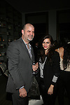 Garrette Person and Helena De Pereda Attend El Museo Del Barrio Junior Council Welcome New Executive Director Jorge Daniel Veneciano Hosted by Jerome Levy at a Private Location, NY April 17, 2014