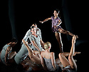 "London, UK. 24/05/2011.  Bern:Ballett, the ballet company of the Stadtheater Bern, returns to London with two UK premieres. ""Clara"" is choreographed and directed by Cathy Marston ""Howl"" is choreographed by Andrea Miller and directed by Cathy Marston. Picture shows extract from ""Clara"". Photo credit should read Jane Hobson"
