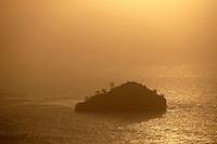 Trinidad - A tiny, uninhabited island off the coast of Trinidad looks like a perfect exotic, treasure island.