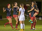 UA vs Memphis NCAA soccer Nov. 11, 2016