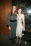 Stephanie Winston Wolkoff and Karen Elson Attend the Destination IMAN Website Launch Party at The Electric Room at The Dream Downtown, NY   9/7/12