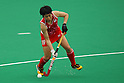 Rika Komazawa (JPN), .APRIL 25, 2012 - Hockey : .2012 London Olympic Games Qualification World Hockey Olympic Qualifying Tournaments, match between .Japan Women's 7-0 Austria Women's .at Gifu prefectural Green Stadium, Gifu, Japan. (Photo by Akihiro Sugimoto/AFLO SPORT) [1080]