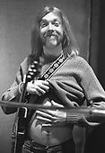 Duane Allman in Macon, Georgia 1969<br /> Photo Credit: Baron Wolman\AtlasIcons.com