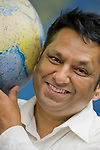 Kerry Sethi, director of international studies
