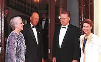 Norway State Visit to Latvia 1998