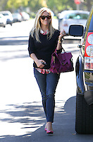 Reese Witherspoon in Los Angeles