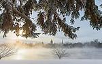 1.8.15 Cold Lake.JPG by Matt Cashore/University of Notre Dame