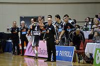 Tab Baldwin in action during the NBL Final Four - Hawks v Sharks at TSB Bank Arena, Wellington, New Zealand on Friday 4 July 2014. <br /> Photo by Masanori Udagawa. <br /> www.photowellington.photoshelter.com.