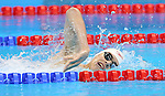 Rio de Janeiro-12/9/2016- Canadian swimmer  Tyler Mrak competes in the men's 400m free  at the Olympic Aquatic Centre during the 2016 Paralympic Games in Rio. Photo Scott Grant/Canadian Paralympic Committee