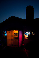 The Just Stop In restaurant outside of Green Bay, Wisconsin, 2014