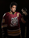 Jason Krog for the Chicago Wolves