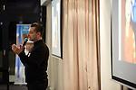 6.10.2013, Berlin, Amano Rooftop Conference Center. High-Tech Forum Berlin. Max Celko