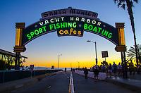 Santa Monica Pier ~ Saturday, September 21, 2013