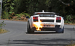 403 Jason White &amp; John White..2009 Lamborghini Gallardo Superleggera Type R.Day 1.Targa Wrest Point 2010.Southern Tasmania.30th of January 2010.(C) Joel Strickland Photographics.Use information: This image is intended for Editorial use only (e.g. news or commentary, print or electronic). Any commercial or promotional use requires additional clearance.
