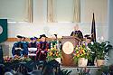 UVM President Thomas Sullivan. Commencement, class of 2013.