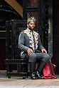 "Shakespeare's Globe presents ""Macbeth"", by William Shakespeare, directed by Iqbal Khan.  Picture shows: Ray Fearon Macbeth)"